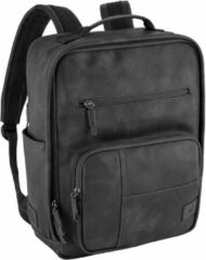 "Camel Active Laos Rugzak 15"" black backpack"