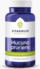 Vitakruid Mucuna Pruriens 500 Mg (Min. 20% L-dopa) (60vc)