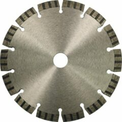 Zilveren Diamantzaagbladen Diamantschijf 115mm beton met Turbo-segmenten