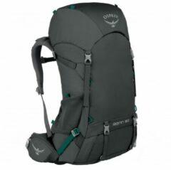 Grijze Osprey Renn 50l backpack dames - Cinder Grey - One size