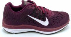 Donkerrode Wmns Nike Zoom Winflo 5 - Hardloopschoenen Dames - Maat 38