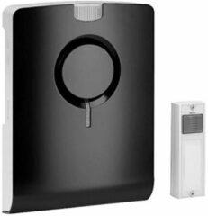 Grothe 43501 Complete set voor Draadloze deurbel Zelf bespeelbaar