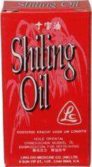 Merkloos / Sans marque Shiling oil Nr.4 -Masseer olie/Dampbad