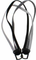 Gazelle Snelbinder 28 Inch Zwart/zilver