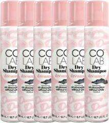 Colab Dreamer Dry Shampoo 200 Ml - 6 pak