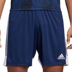 Marineblauwe Adidas Tastigo 19 Short - Marine / Wit | Maat: XL