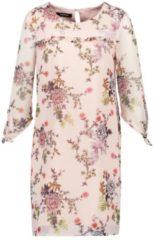 Chiffonkleid mit Blumen-Print Taifun Misty Rose Druck