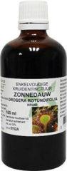 Natura Sanat Drosera rotundfolia hrb / zonnedauw tinctuur 100 Milliliter