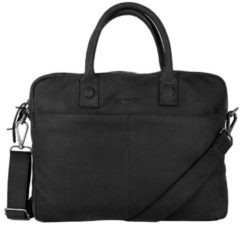 Zwarte Laptoptas Dstrct Wall Street Laptop Bag 11-14 inch