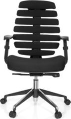 Hjh OFFICE Profi Bürostuhl ERGO LINE II mit Armlehnen