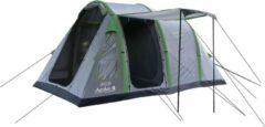 Highlander Tent Aeolus 4 Polyester 475 X 280 X 215 Cm Grijs/groen