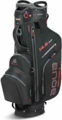 Grijze BigMax Aqua Sport 14.0 Series Cartbag Black