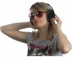 Velleman Bluetooth hoofdtelefoon over-ear zwart