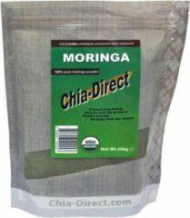 Chia-direct 250gr biologische moringa poeder - prijs incl verzending