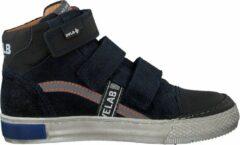 Develab Jongens Hoge sneakers 41785 - Blauw - Maat 27