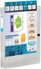 Bruna Verzamelbox Elba Polyvision 40mm met insteektas transparant