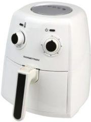 GOURMETmaxx Heißluft Fritteuse XL weiß