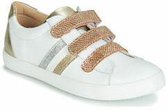 Witte Lage Sneakers GBB MADO