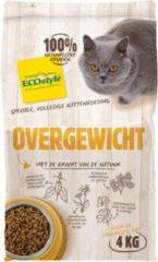 Ecostyle Kat Overgewicht 4 kg