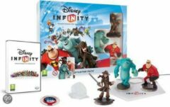 Disney Infinity Starter Pack Nintendo Wii - Engelse Editie