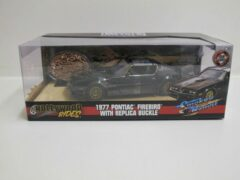 Zwarte Pontiac Firebird 1977 Smokey and the Bandit Movie