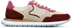 Lina Locchi Vrouwen Sneakers - L1063 - Rood - Maat 36