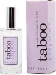 Transparante Taboo Espiegle Parfum Voor Vrouwen 50 ML