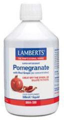 Lamberts Granaatappel concentraat 500 Milliliter