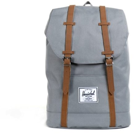 Afbeelding van Grijze Herschel Supply Co.-Laptoptassen-Retreat Backpack-Grijs