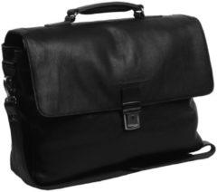 Black Friday Korting. Chesterfield Bags Businessbag Iowa Zwart nu voor € 236.55