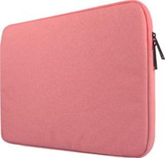 Iralan Waterdichte laptoptas - Laptop sleeve - Laptophoes - 14.0-15.4 inch - Extra bescherming (Roze)