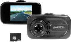 Zwarte Gator dashcam 720 HD + Display + 8GB Micro SD