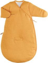 Goudkleurige BEMINI slaapzak winter MAGIC BAG® Maat 0-3 maanden - 60cm – tog 3.0