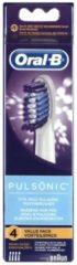 Procter&Gamble Braun EB Pulsonic 4er - Oral-B Aufsteckbürste Mundpflege-Zubehör EB Pulsonic 4er, Aktionspreis