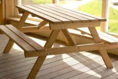 Westwood Picknicktafel Robinia 180 cm.