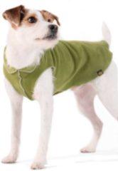 GoldPaw Series GoldPaw - Stretch Fleece - Pullover Hondenjas - Mos Groen - Maat XXL - Grote maten