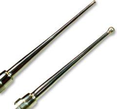 Roestvrijstalen Dekofee Stainless Steel Tool #3 modelleren van fondant, marsepein of gumpaste taartdecoraties voor bakken