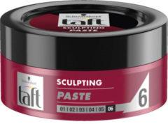 Taft Restylable Level 6 Sculpting Paste 75 ml