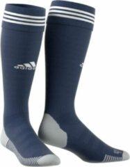 Donkerblauwe Adidas adiSock 18 Hockeykousen - Sokken - blauw donker - 34-36
