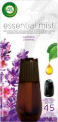 Airwick Luchtverfrisser - Essential Mist Lavendel Navulling - 20 ml