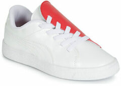 Witte Lage Sneakers Puma PS BKT CRUSH PATENT AC.W-H