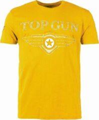 "Top Gun™ Top Gun ® T-shirt ""Defend"" geel"