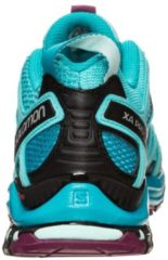 Salomon XA Pro 3D Women Trail Running Schuhe Damen Größe UK 8 blue curacao/blue bird/dark purple