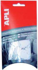 Agipa Apli draadetiketten ft 13 x 20 mm (b x h) (7008), etui van 200 stuks