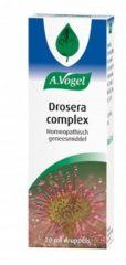 A.Vogel Drosera complex - 20ml druppels - Homeopathisch geneesmiddel
