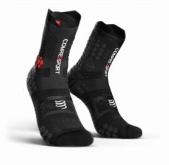 Compressport Pro Racing Socks V3.0 Trail Smart Zwart Trailrunsokken