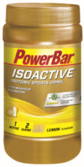 POWERBAR Isoactive Sports Drink Lemon 600 g drank, Sportdrank,