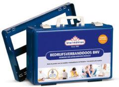 Blauwe Utermohlen Utermöhlen verbanddoos BHV - Kinderopvang modulair