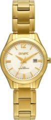 Olympic OL88DDD003 Prato Horloge Staal Goudkleurig 29mm Dames