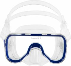 Blauwe IST Sports Duikbril Lyra - Kinderen - 7 tot 12 jaar - Siliconen